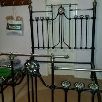 another Iron & Brass Bed