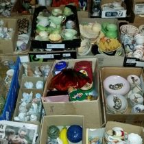 lots  of collectable  china
