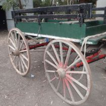 wagon to restore